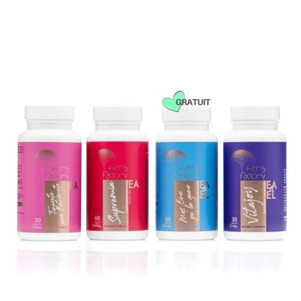 KIT 7 - Pentru sănătatea și regenerarea partenerului tău