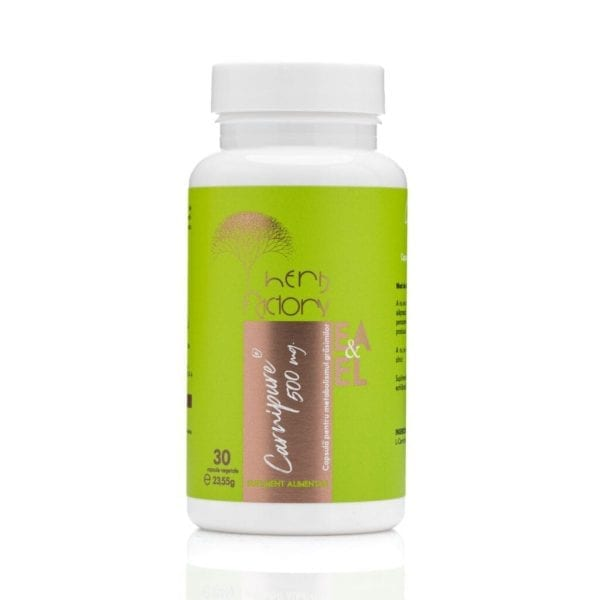 L-carnitine Carnipure® 500 mg cutie